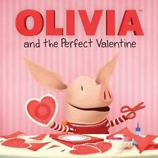 OLIVIA and the Perfect Valentine (Olivia TV Tie-in) by Shaw, Natalie