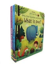 Lift The Flap What Is Poo? What Are Germs? Very First Questions And Answers