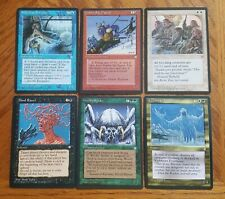 MTG Magic The Gathering: Ice Age U-pick/Complete Your Set
