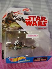Star Wars vaisseaux spatiaux X-wing de Combat Rouge cinq ✰ 2015 Hot Wheels