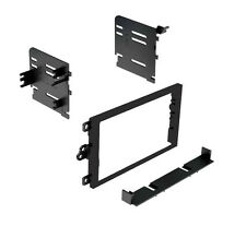 CAR STEREO DOUBLE 2 DIN RADIO CD PLAYER RECEIVER DASH MOUNTING INSTALLATION KIT
