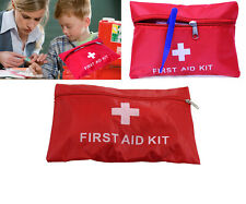 Mini 12pcs First Aid Kit Bag Survival Outdoor Sports Medical Emergency bag box