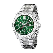 Festina Herrenuhr Chronograph Sport F20439-3 Dual-Time