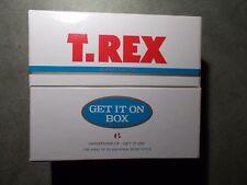T.Rex, Get it on Box, CD Box Set, Japan, Teichiku Records