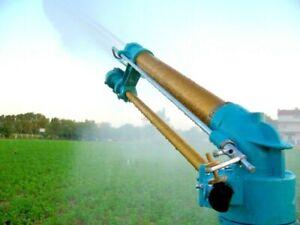 "NEW YUZUAK JET 50 2"" FULL/PART SUPER LONG THROW CLEAN WATER GEAR DRIVE RAIN GUN"