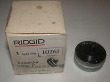 Ridgid 10261 Die Head 1/2 Expander Head Copper, Aluminum Soft Metal Tube Tubing