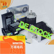 DE Delivery! Wantai 3Axis Stepper Motor Nema23 57BYGH627 3A 270oz-in 4-Wire Kit