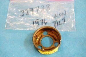 1976 c3 corvette NON TILT horn button retainer USED GM