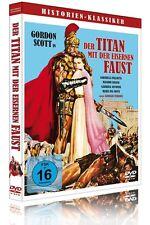 Spartacus - Der Titan mit der eisernen Faust - Uncut - DVD - Neu u. OVP