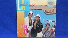 L.A. DREAM TEAM Bad to the Bone CD RARE OOP 80s SOUL FUNK Promo Copy VG+/VG+