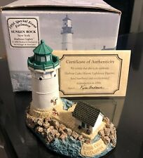 Harbour Lights Sunken Rock Ny, 1996 Special Event Exclusive