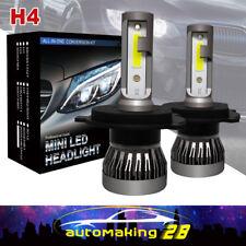 9003 H4 CREE Led Headlight Conversion Kit High Low Beam 6000K COB Bulb 450000LM