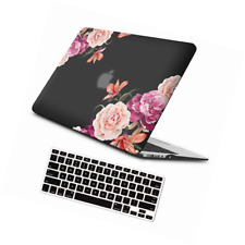 iLeadon Macbook Air 13 inch Protective Hard Case Rubber Coated Ultra Thin Shell