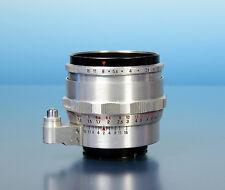 Carl Zeiss Jena Biotar 2/58 T für Exakta Objektiv lens objectif - (41735)