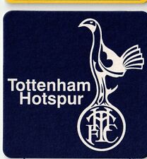 TOTTENHAM HOTSPUR The SPURS Beer Mats /Coasters FREE POSTAGE UK