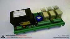 SCHMERSAL SCR XR-AC TRANSFORMER 230/115 VAC 80 MA MAX 400MA #146247