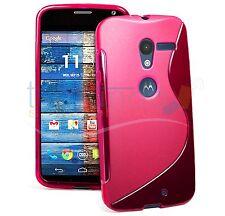 44631f50f3c Fundas y carcasas rosas Para Motorola Moto X para teléfonos móviles ...