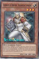 Yu-Gi-Oh ! Carte Aurkus le Druide, Seigneur Lumière RYMP-FR105 - VF/COMMUNE