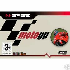 Moto GP - Nokia N-Gage Game (New & Sealed)