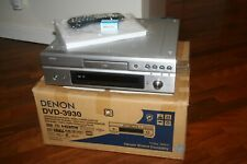 DENON DVD-3930 Premium Silber High End SACD/DVD-Player mit FB Top Zustand OVP