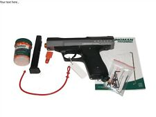 KT Spyder ALL METAL Eraser Paintball Pistol 43 caliber 11mm Titanium trainer gun