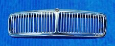 BEAUTIFUL Original 95-97 XJ6 XJR VDP Vanden Plas CHROME Grille Insert w Emblem