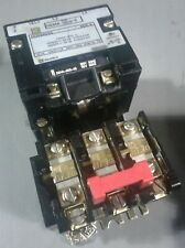 Square D 8536sbo2s Ser A Magnetic Motor Starter Nema Size 0 Our 1