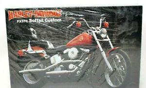 IMEX 1:12 Harley Davidson Softail Custom Model Kit - New Sealed Box