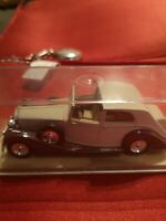 Solido vintage diecast 1/43 scale Rolls Royce Phantom III 1939 made in France.