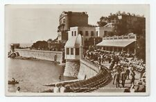 Rozel Bandstand, Weston Super Mare 1931 Real Photo Postcard 688A