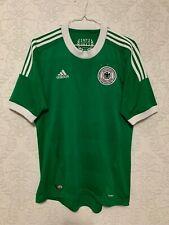 Rare Germany Away 2012/2013 Adidas Football shirt Soccer Jersey Camiseta Size M