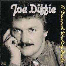 Joe dittie a thousand winding Roads CD