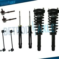 Kia Optima Hyundai Sonata Struts Assembly + Shocks +Sway Bars Fits Front & Rear