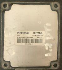 Calculateur moteur OPEL MERIVA 8973258945 12227249