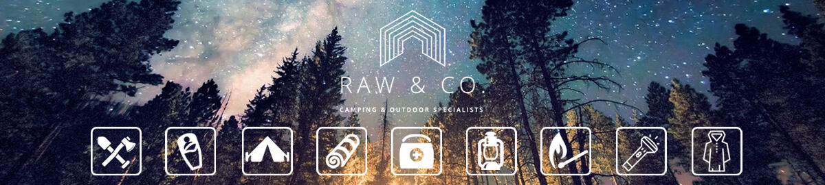 Raw & Co. Outdoor & Camping
