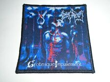 DYING FETUS GROTESQUE IMPALEMENT WOVEN PATCH