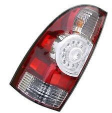Driver Left LED Tail Light Assembly Genuine 81560-04160 for Toyota Tacoma 09-15