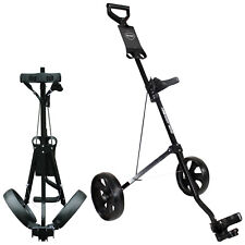 2019 Masters 1 Series 2-Wheel Golf Trolley Buggy Quick Release Lightweight Cart