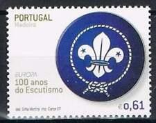 Portugal Madeira postfris 2007 MNH 276 - Europa / Scouting