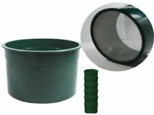 """# 40 MESH 6"""" Mini CLASSIFIER Sifting PAN For Your GOLD Pan Panning PROSPECTING"""