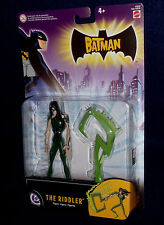 """The Batman Animated Series THE RIDDLER 6"""" Action Figure Mattel DC 2005"""