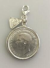 100% Authentic VON TRESKOW - Florin Coin Charm