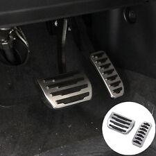 AT Foot Pedal Gas Fuel Brake Pedal 2pcs For  Land Rover Freelander 2 2011-2015