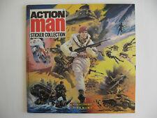 """Panini Sammelbilderalbum """"Action Man"""" Sticker Collection, in englisch, komplett"""