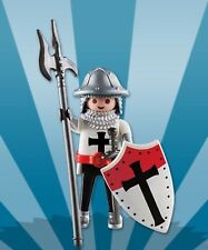 Playmobil Boy Mystery Figure Series 8 5596 Crusader Knight Cross Shield