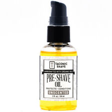 Protective Pre-Shave Oil by Taconic Shave Unscented Naturally Hydrating - Smooth