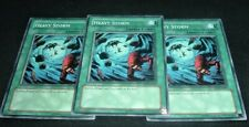 Yugioh Heavy Storm YSD-EN027 NM/MINT Common 3X Unlimited