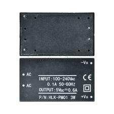 5PCS HLK-PM01 Step-Down AC-DC 220V to 5V Power Supply Module Household Switch