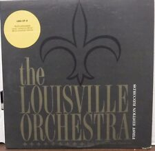 Louisville Orchestra Rolf Liebermann 2-record set school for wives 011517LLE
