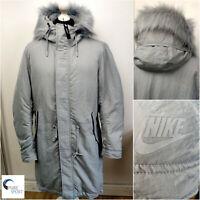 Nike Sportswear Down-Fill - New Men's Hooded Parka- Medium / Large BV4751 012